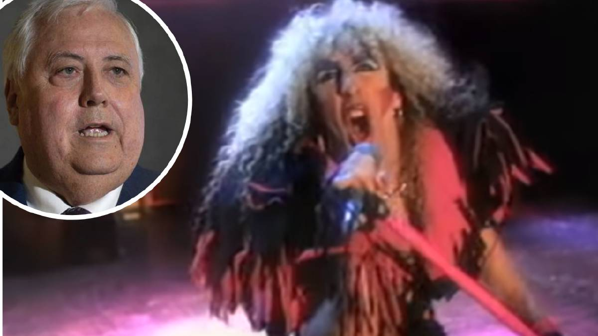 One is a hair metal star, the other an Australian politician-businessman. They're going head-to-head in Federal Court.