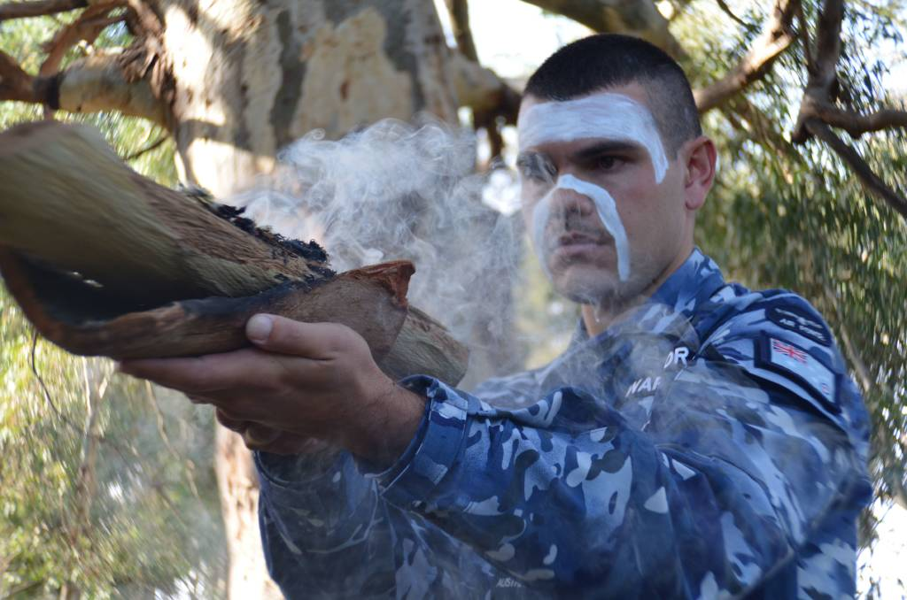 Air Force Indigenous Liaison Officer Flight Lieutenant Steve Warrior has introduced initiatives and programs to further strengthen the ADF's relationship with Indigenous communities in South Australia.
