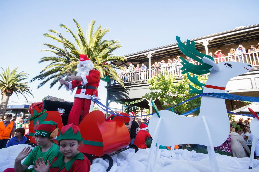No cheer this year: Christmas and New Years pageants have been cancelled in Victor Harbor and Normanville. Photo: File.