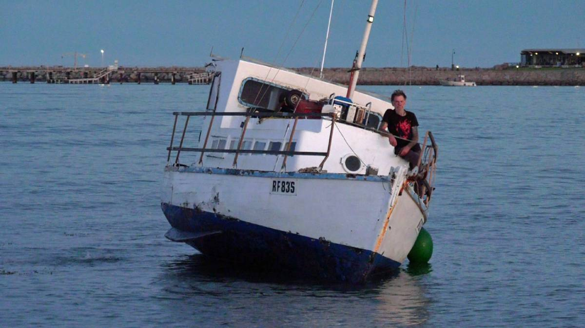 Missing: Goolwa Boatie Tony Higgins is once again missing at sea. File photo: Fleurieu Multimedia.