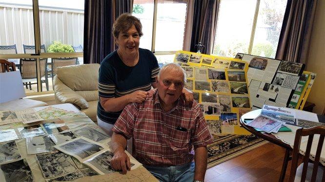 Merilyn McLaren and husband Colin (Pud) have teamed with SA Water to share online so much history of the region.
