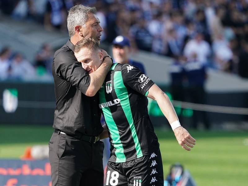 Berisha feeling the love again at United | The Times | Victor Harbor, SA