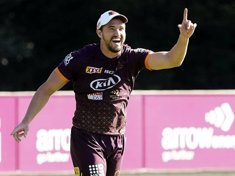 Corey Oates could start the 2021 NRL season in the centres for Brisbane.